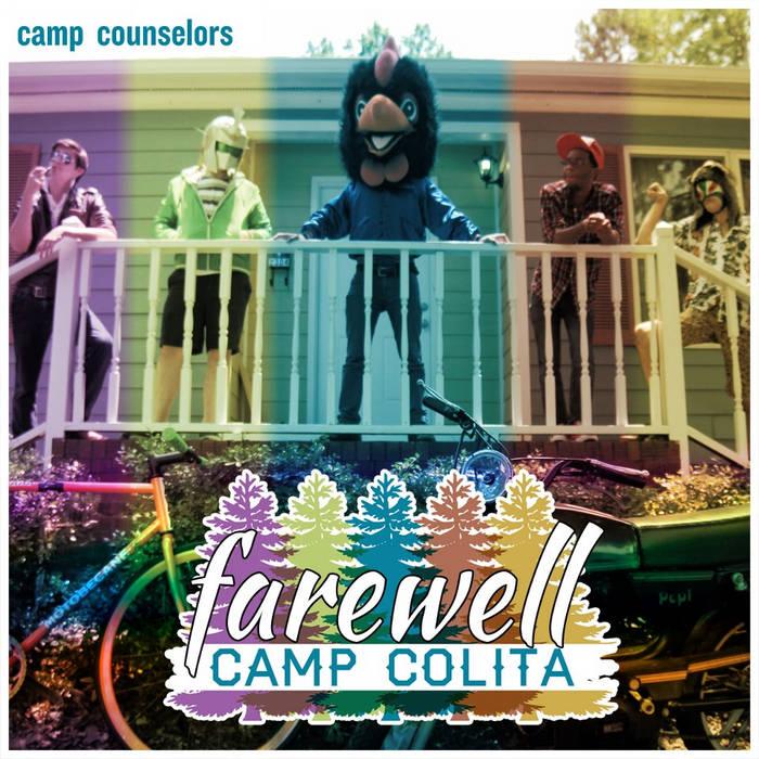 Farewell Camp Colita cover art