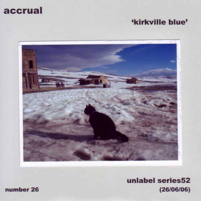 Kirkville Blue cover art
