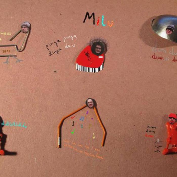 milu cover art