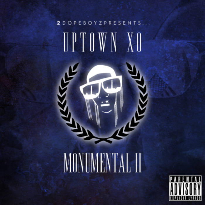 MONUMENTAL 2 cover art