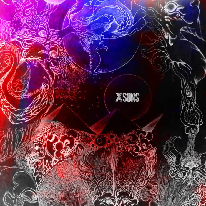 X SUNS cover art