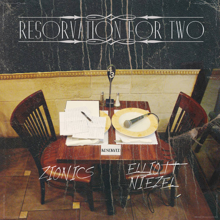 """Resorvation For Two"" cover art"