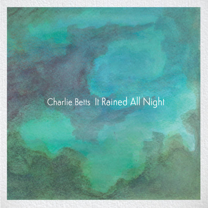 It Rained All Night cover art