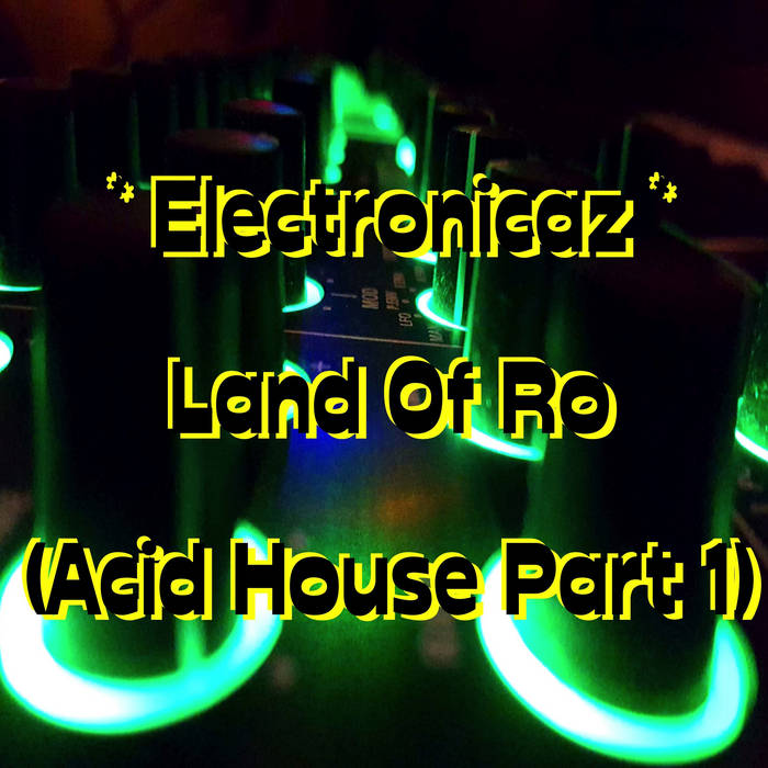 Land Of Ro (Acid House Part 1) cover art