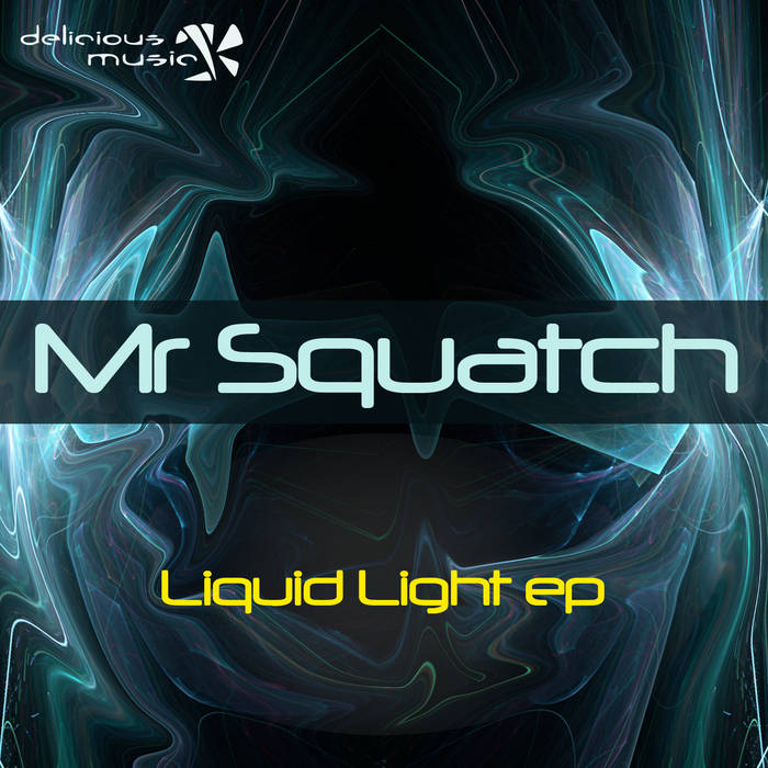 Liquid Light ep cover art
