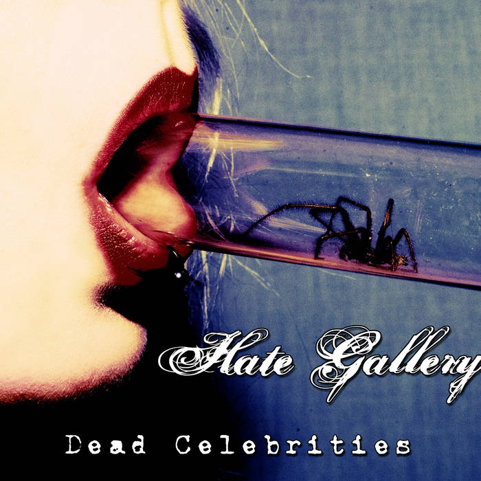 'Dead Celebrities' E.P cover art