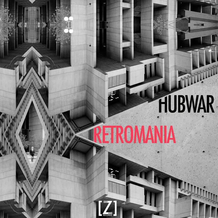 Retromania EP cover art