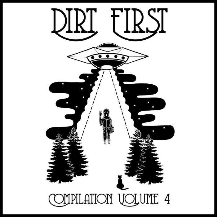 Dirt First Compilation Vol.4 cover art
