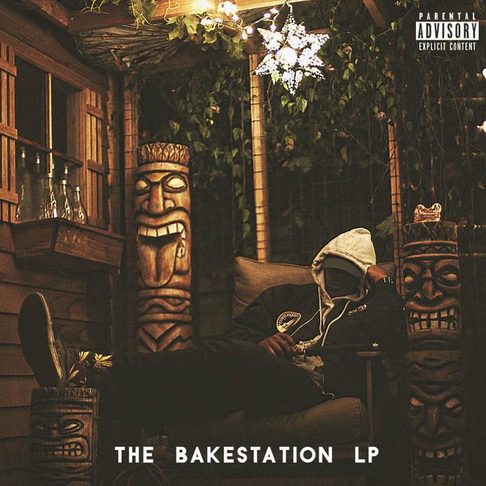 The BakeStation LP cover art