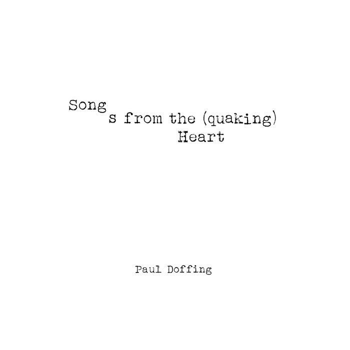 Songs from the (quaking) Heart cover art