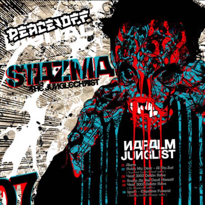 Napalm Junglist cover art