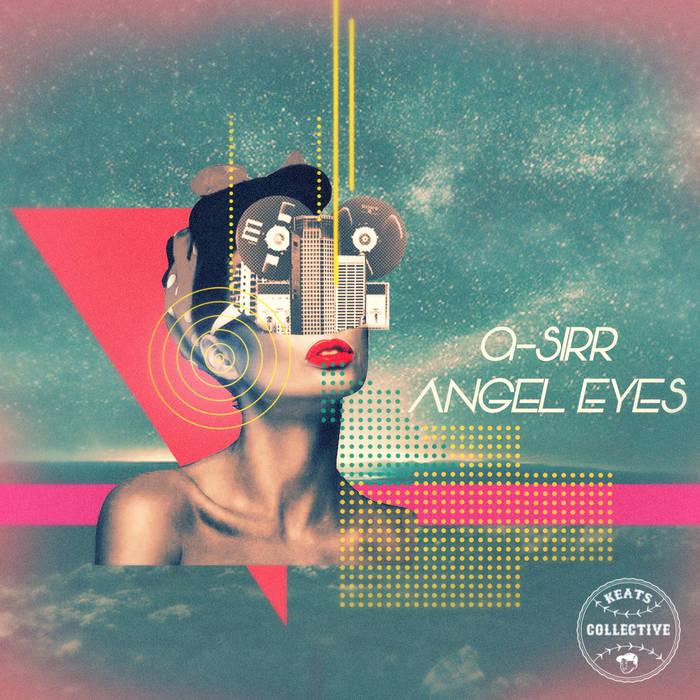 Angel Eyes EP cover art