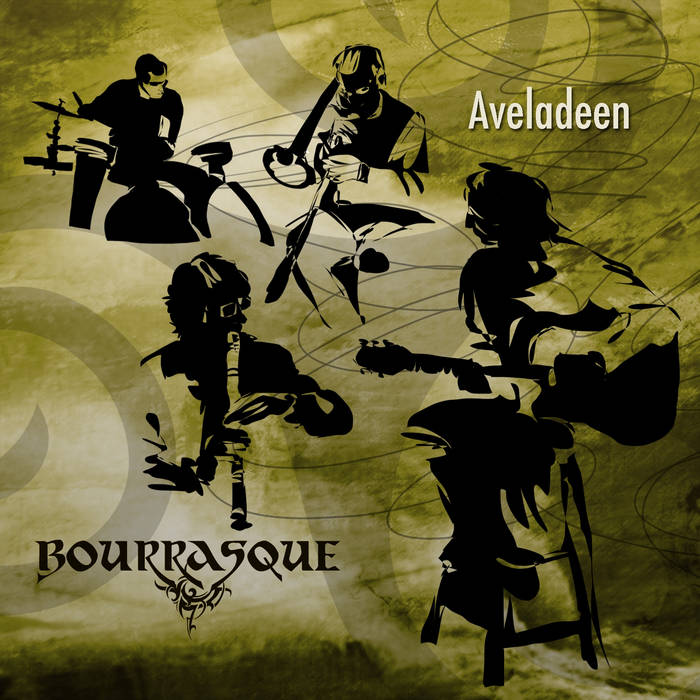 Bourrasque cover art