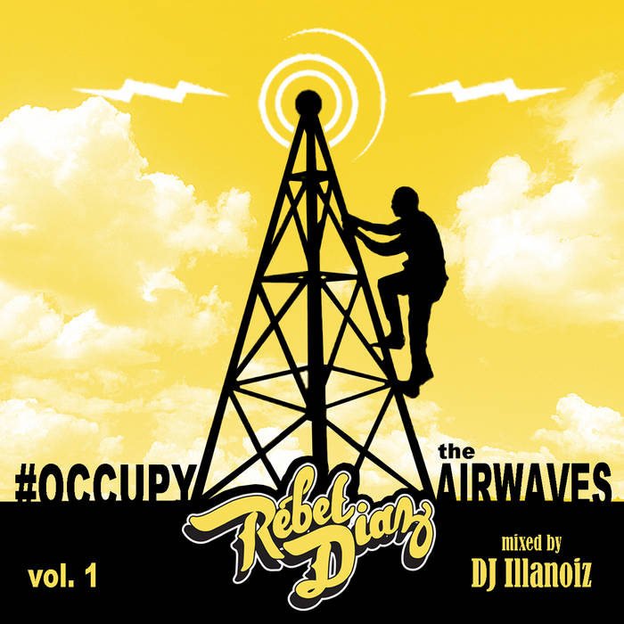#OccupyTheAirwaves cover art