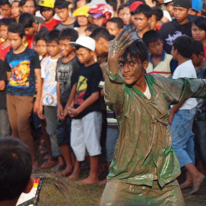UNHEARD INDONESIA, vol. 6 Jaranan Tung Dor cover art