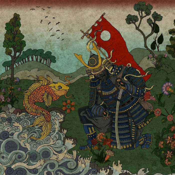 Haunt For Little Blind Fish cover art