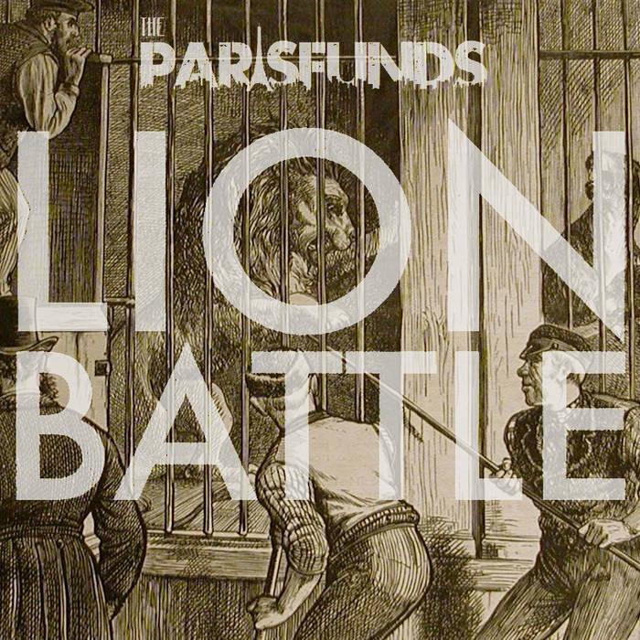 Lion Battle cover art