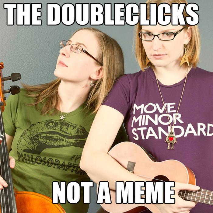 Not A Meme cover art