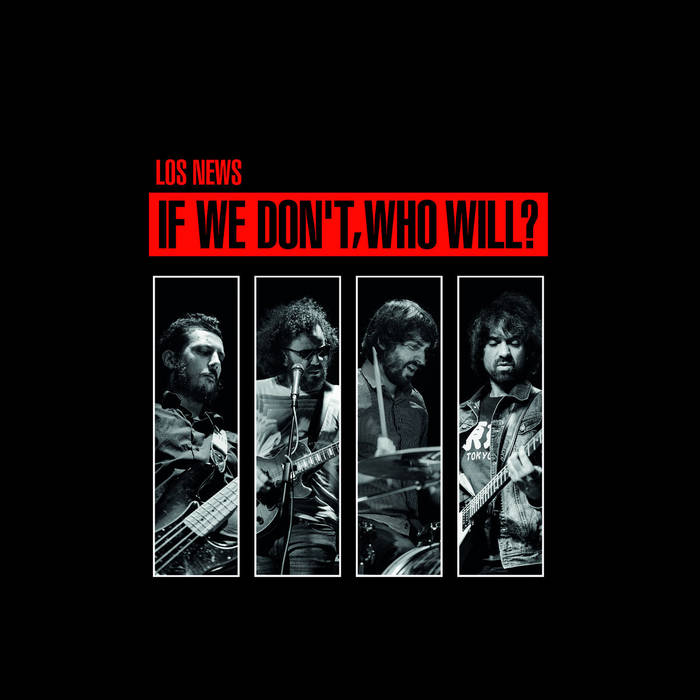 If We Don´t, Who Will? cover art