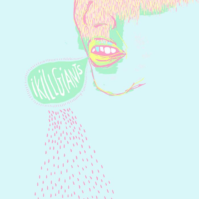 I Kill Giants cover art