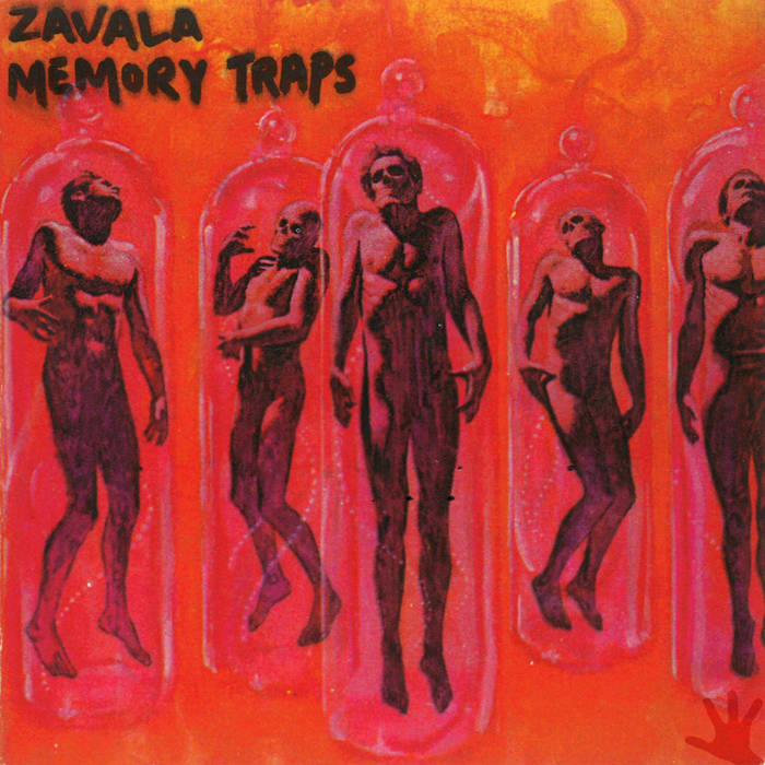 Memory Traps EP cover art