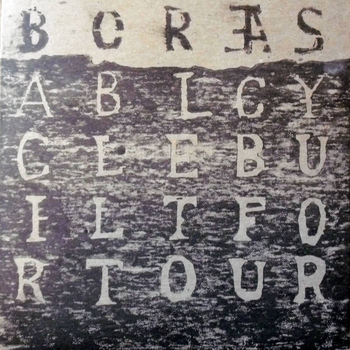 A Bicycle Built for Tour cover art