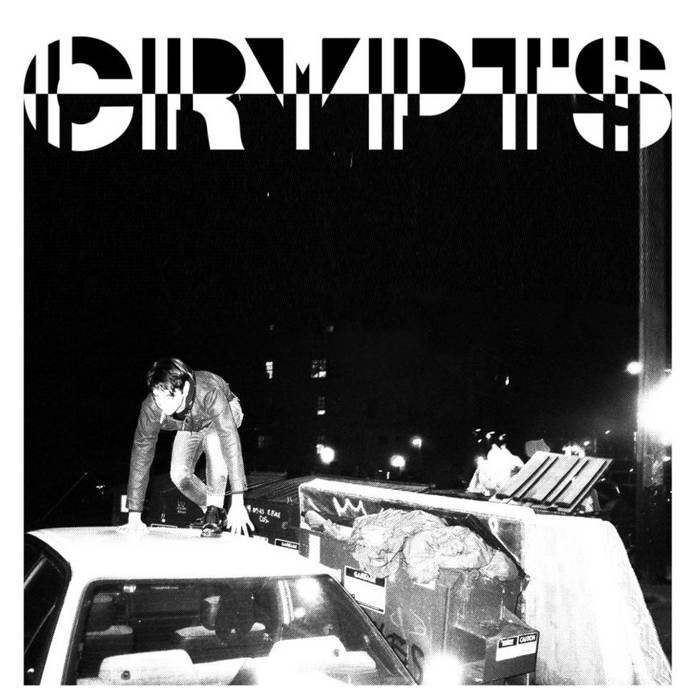 Crypts cover art