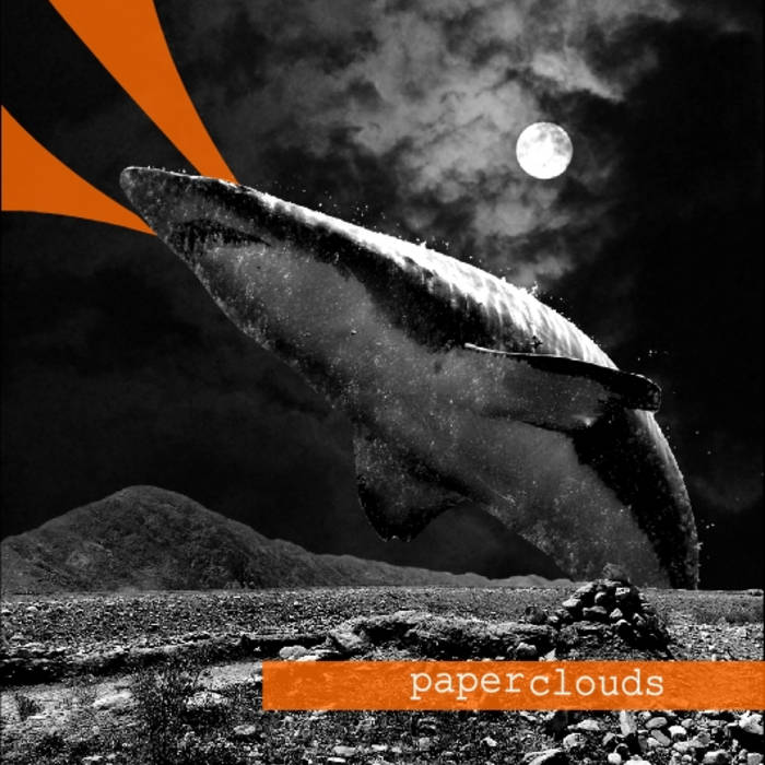 paperclouds EP cover art