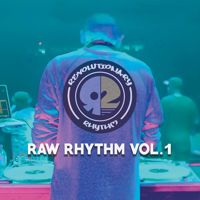 Raw Rhythm Vol.1 cover art