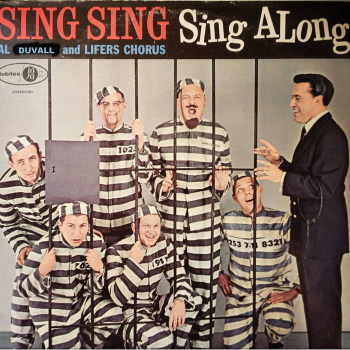 I Learned How To Sing in Sing Sing cover art