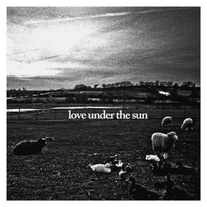"Love Under The Sun 7"" cover art"