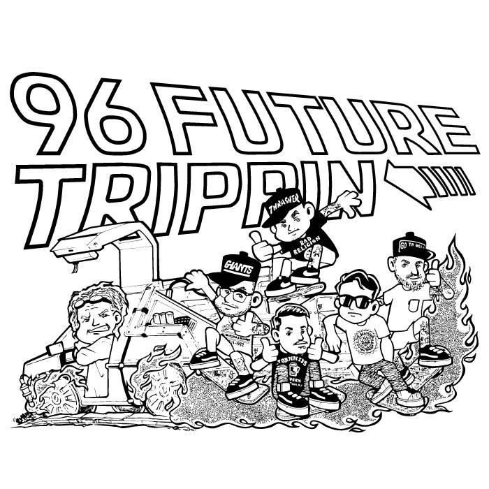 Future Trippin' cover art