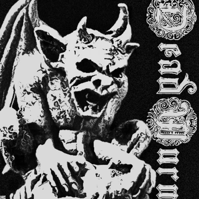 Dead Wurm (self titled) cover art