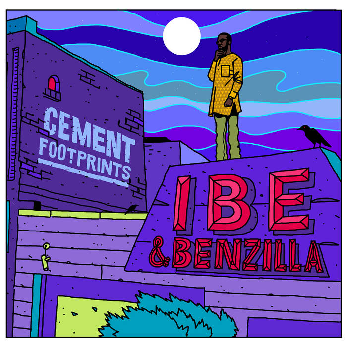 Cement Footprints Ep cover art