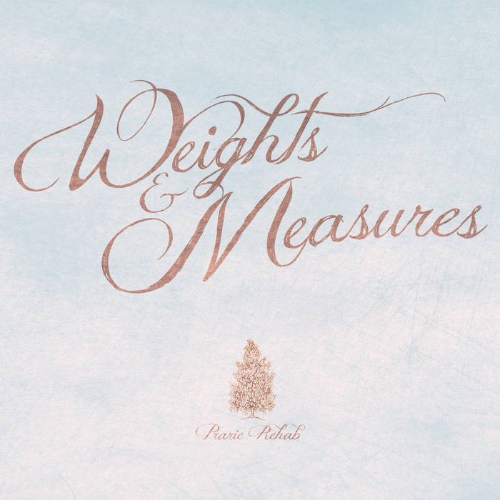 Weights And Measures cover art