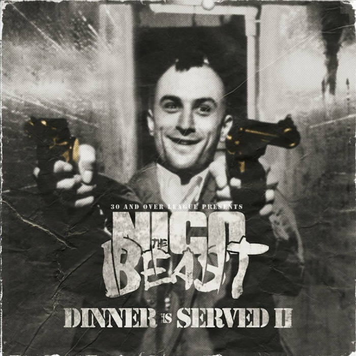 Dinner Is Served Vol. 2 cover art