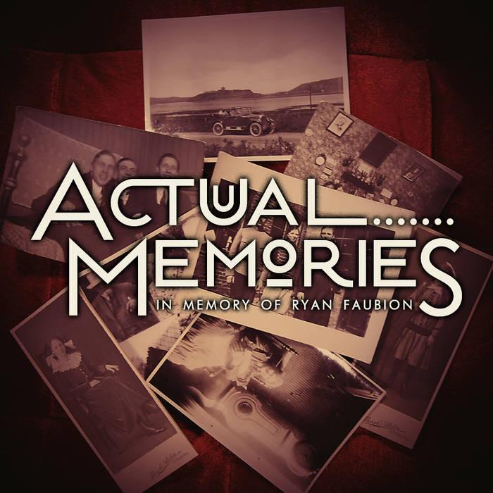 Actual Memories cover art