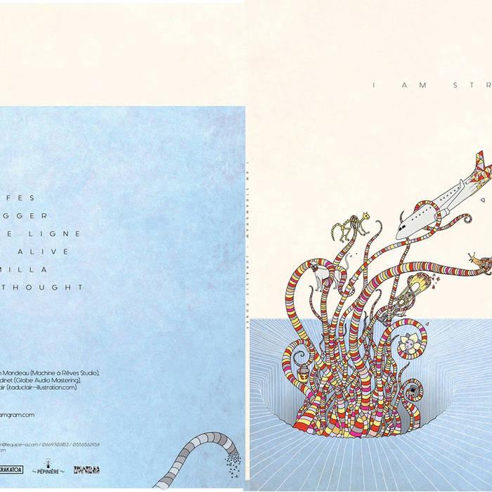 Eaten Alive + Camilla cover art