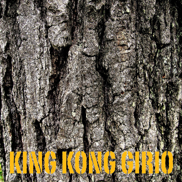 KING KONG GIRIO 1 cover art