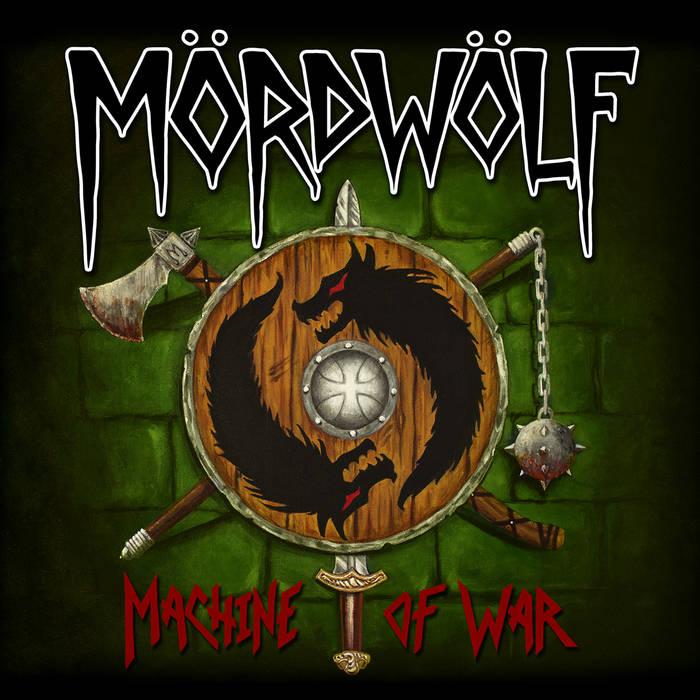 Machine Of War cover art