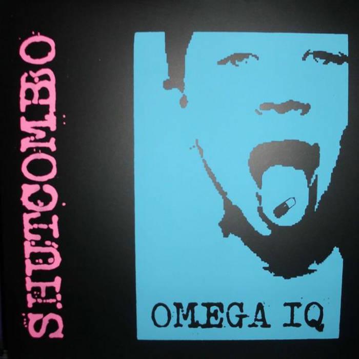 Omega iQ cover art