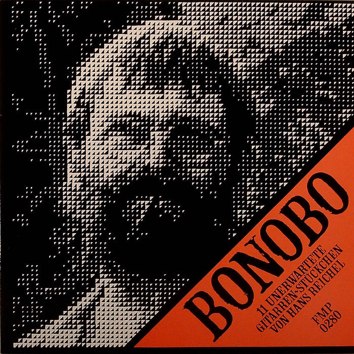Bonobo cover art