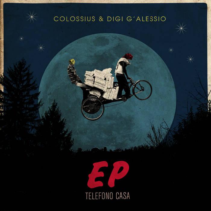 EP TELEFONO CASA cover art
