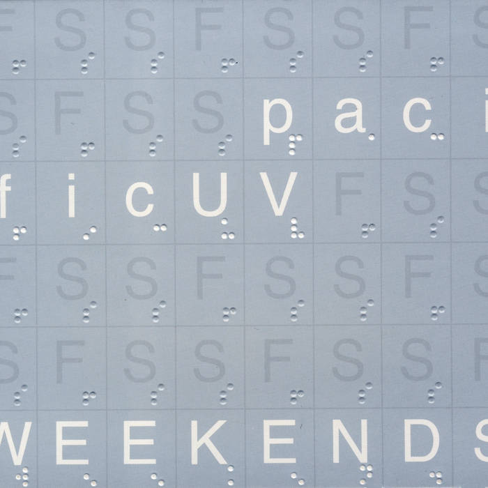 WEEKENDS cover art