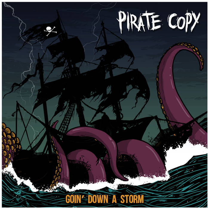 Goin' Down A Storm cover art