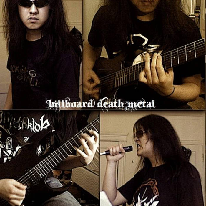 Billboard Death Metal cover art