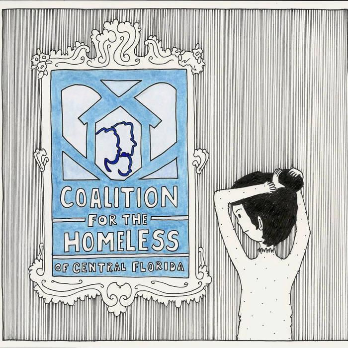 Harmonies for the Homeless cover art