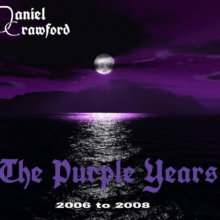 The Purple Years (2006 To 2008) cover art