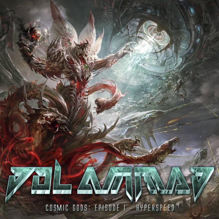Cosmic Gods: Episode I - Hyperspeed cover art