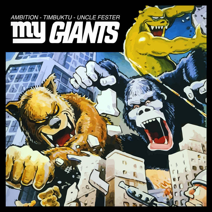 My Giants cover art